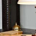 Recepción Hotel La Raposera Asturias