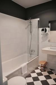 Baño suite La Raposera